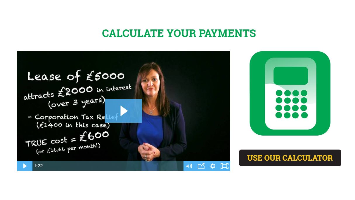 Landlord Lease Finance Calculator